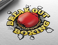 Logo BREAK OUT BOXING