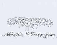 SHORT FILM Norwich to Sheringham-RCA 2009