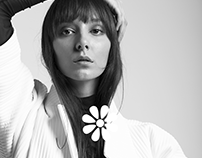 Instagram Photo Style Black & White