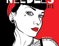 Needles Magazine Cover