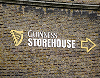 Guinness Storehouse Video