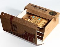 El Salvador en una caja