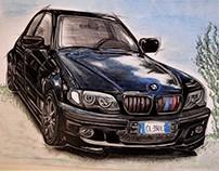 BMW 3 series - custom