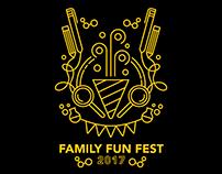 UNB: Family Fun Fest Kid's Passport