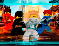 Game: LEGO® Ninjago REBOOTED