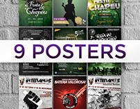 Select Posters #1