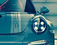 Porsche 911_RSR / Limited Special Series