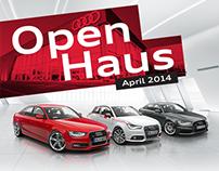 Audi - Open Haus