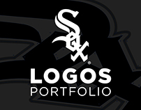Chicago White Sox Logos Portfolio