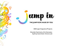 Jump In: The Jump Rope Made by You