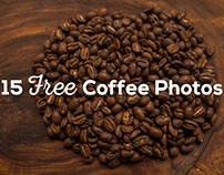 15 Free Coffee Photos