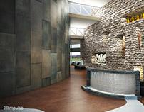 KSU Student Center Lobby