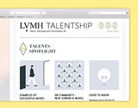 Newsletter LVMH Talentship