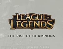League of Legends | Infographic Video