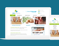 Centro Jai Website