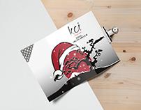 KOI Sushi Bar Holiday Specials Catalog