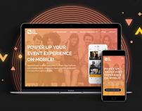 AppAndDown Mobile App Website