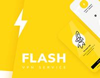 Flash App. VPN Service