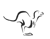 DINOSAUR WALK CYCLE - Animation