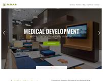 MOAB Medical Website Design