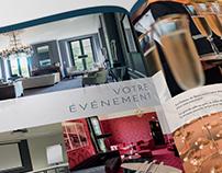 Brochure événementielle Hôtel