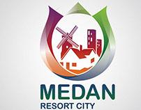 MEDAN RESORT CITY LOGO