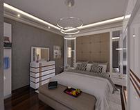 Master Room | Interior Design
