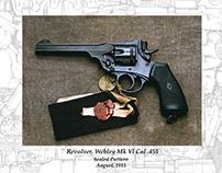 Webley MkV1 cal.455