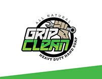 Grip Clean Branding and Identity
