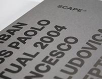 scape 2015 / book
