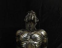 metal figür