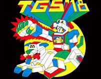 """TGS'18 """"Dog robot"""""""