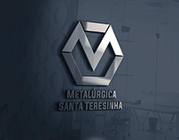 Logotipo Metalúrgica Santa Teresinha