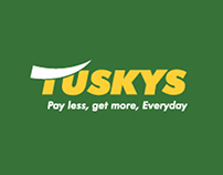 Proposed Tuskys Supermarket Website