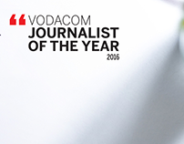 Vodacom Journalist of the year awards