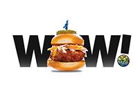 B&D Burgers Creative Project