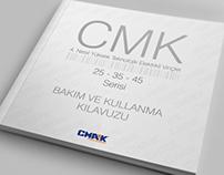 CMAK Crane Systems - Bakım ve Kullanma Kılavuzu