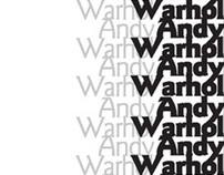 Andy Warhol Calendar