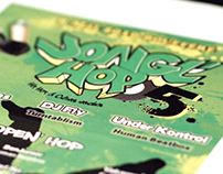 Contest graphique Festival Jong'Hop