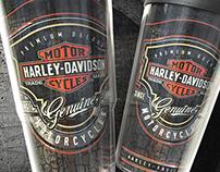 Harley-Davidson for Tervis