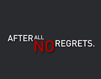 After All No Regrets Project