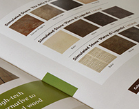 HandyDeck Brochure and Magazine Inserts