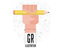 GR Illustration