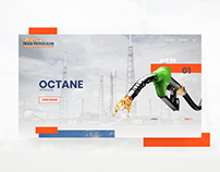 TRAQ Petroleum Website