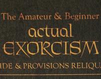 Actual Exorcism Kit