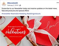B-Sensible Valentine's Day Newsletter