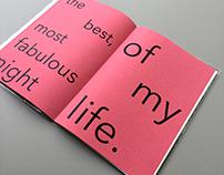 Typographic Script