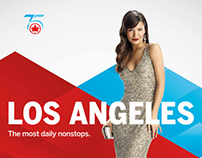 Air Canada Network Campaign