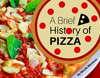 A Brief History of Pizza by Nicole Monturo
