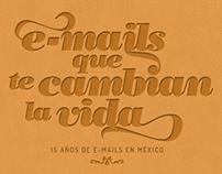 Microsoft MSN Mexico | E-mails que te cambian la vida